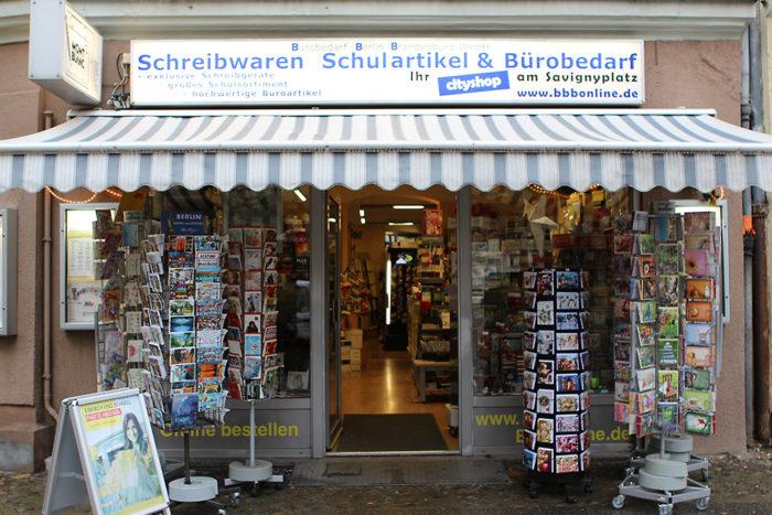 schreibwarengeschäft berlin steglitz